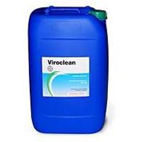 limpieza con viroclean
